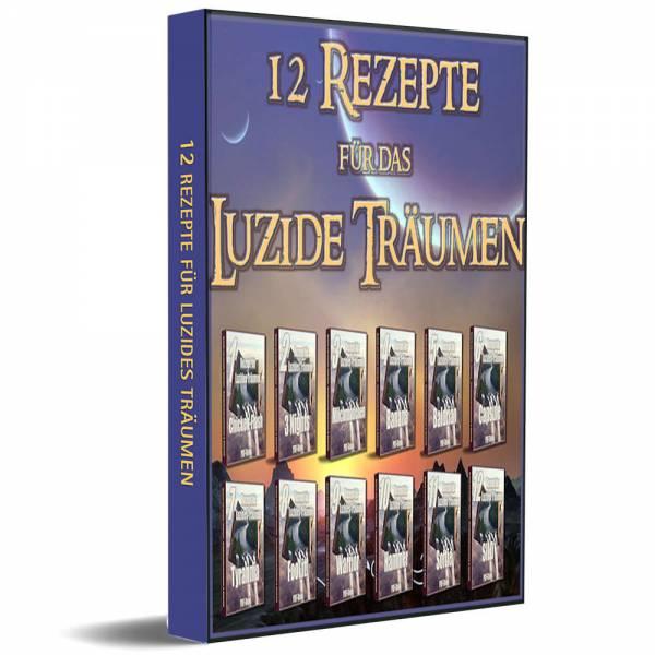 Luzides Träumen Nahrungsergänzungen