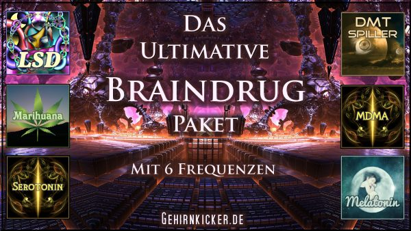 Braindrugs-Paket