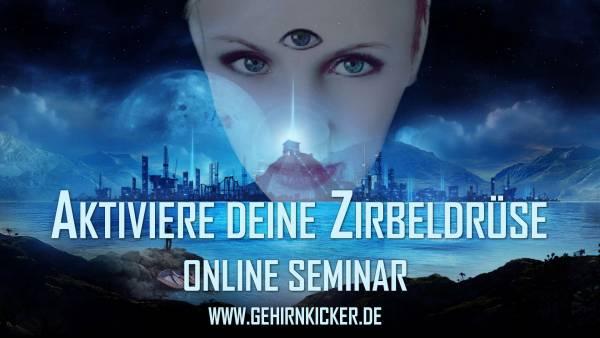Online Seminar Zirbeldruese aktivieren