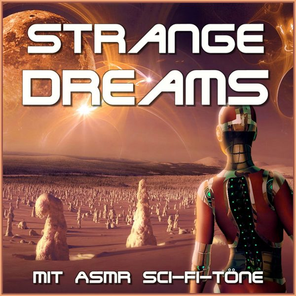 Mit ASMR Science Fiction Töne