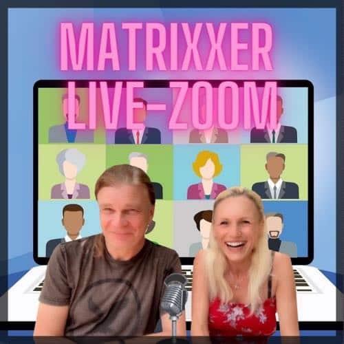 Zoom Meeting Matrixxer